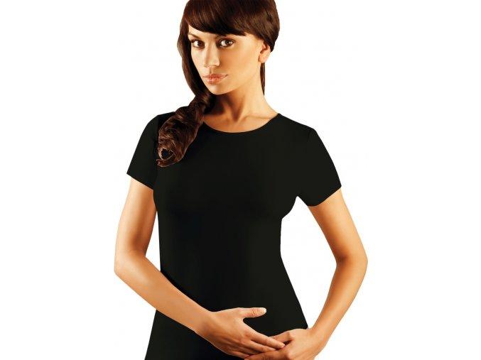 Dámské tričko Vivien s krátkým rukávem Emili
