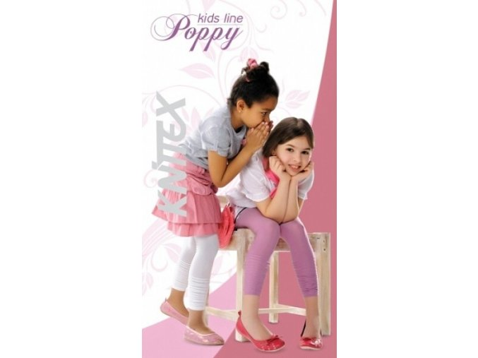 Dívčí leginy Poppy Knittex