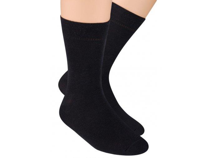 Chlapecké klasické ponožky jednobarevné