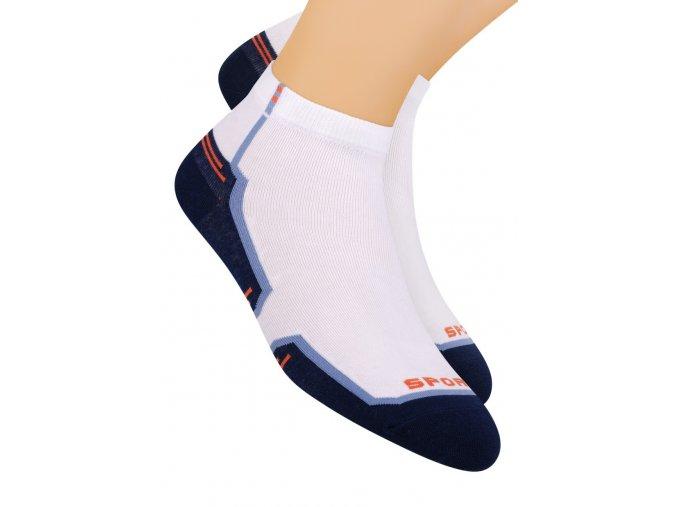 Chlapecké kotníkové ponožky 054/117 Steven