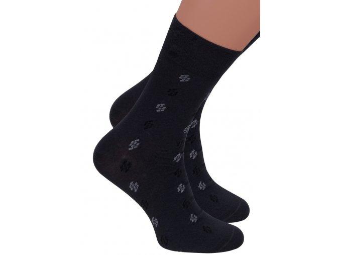 Pánské klasické ponožky 056/86 STEVEN