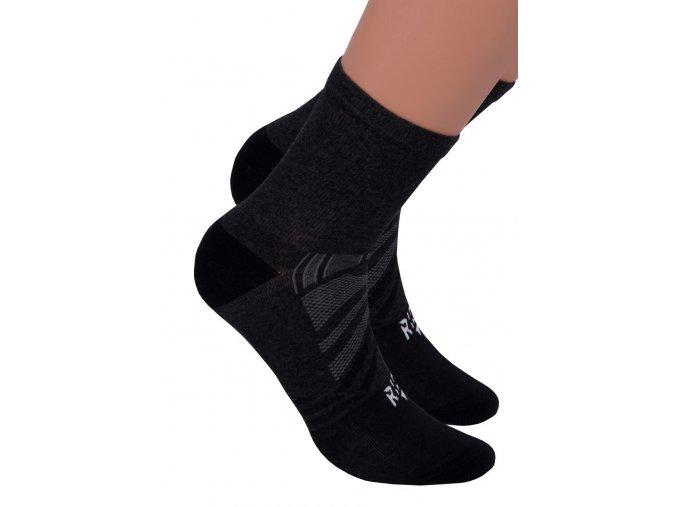 Pánské klasické ponožky 057/253 Steven