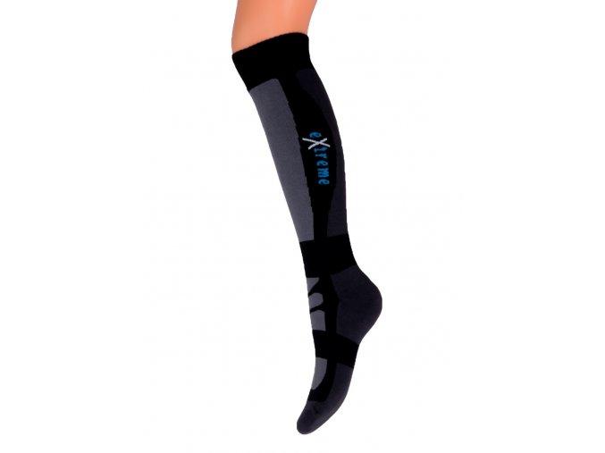 Dámské lyžařské ponožky STEVEN 065/933