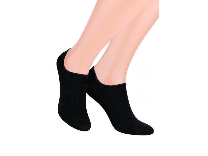 Pánské nízké ponožky jednobarevné 070 Steven