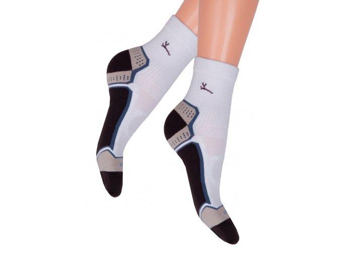 Pánské sportovní ponožky 075/954 STEVEN