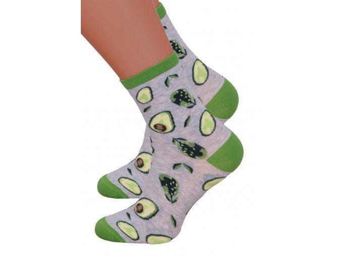 Dámské klasické ponožky Steven 159/59