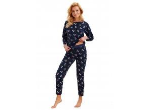 Dámské vzorované pyžamo Jurata Taro