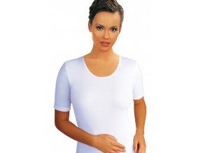 Dámské hladké tričko Nina Emili