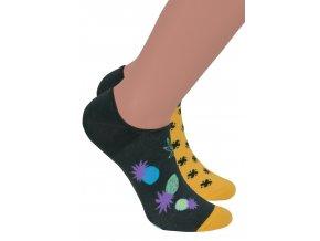 Pánské nízké ponožky 009 MORE