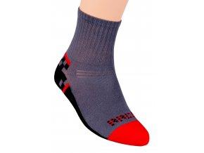 Chlapecké klasické ponožky s nápisem Race 014/62 Steven