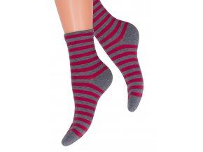 Dámské ponožky Steven 037/112