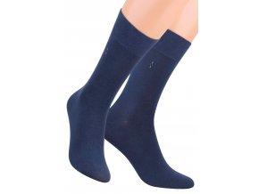 Pánské oblekové ponožky se vzorem kosočtverce 056/3 STEVEN