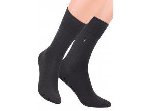 Pánské oblekové ponožky se vzorem šipek 056/4 STEVEN