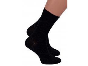 Pánské klasické ponožky 056/104 STEVEN