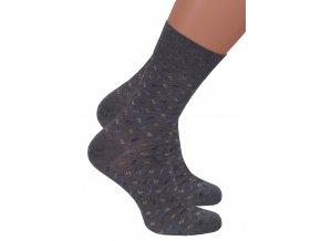 Pánské klasické ponožky 056/116 STEVEN