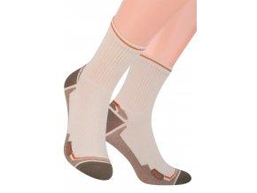 Pánské klasické sportovní ponožky s nápisem Speed 057/153 STEVEN