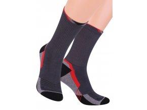 Pánské klasické ponožky 057/185 Steven