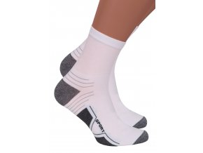 Pánské klasické sportovní ponožky s nápisem Sport 057/215 Steven