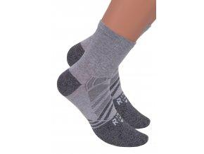 Pánské klasické ponožky 057/251 Steven