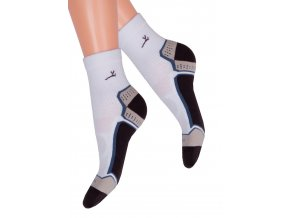 Dámské sportovní ponožky Steven 075/903