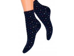 Dámské klasické ponožky Steven 099/572