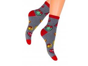 Pánské klasické ponožky  STEVEN 136/031