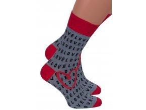 Pánské klasické ponožky  STEVEN 136/037