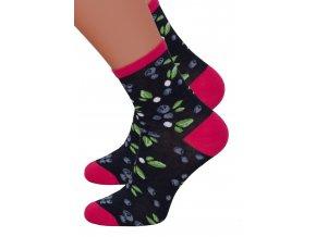 Dámské klasické ponožky Steven 159/55