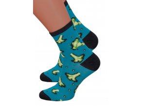 Dámské klasické ponožky Steven 159/58