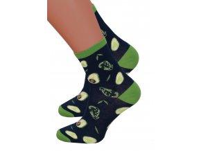Dámské klasické ponožky Steven 159/61