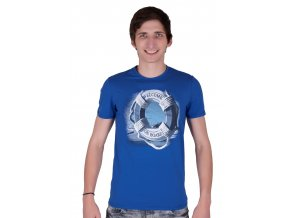 Pánské tričko s nápisem Wecome on board Fabio