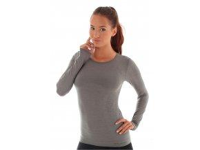 Dámské tričko LS11610 BRUBECK