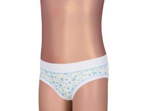 V balení 3 ks -Dívčí francouzské bavlněné kalhotky 081 Risveglia