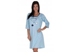 Dámská noční košile 372 se vzorem Regina