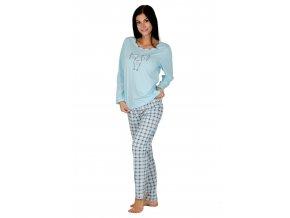 Dámské pyžamo bavlněné 893 Regina