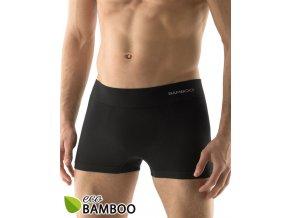 Bambusové pánské boxerky krátká nohavička 53005P