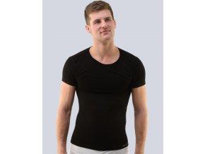 Pánské triko krátký rukáv - bezešvé 58003P