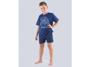 Pyžamo krátké chlapecké 79062P