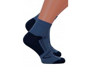 Pánské kotníkové ponožky 054/217 Steven