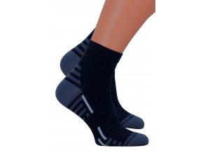 Pánské kotníkové ponožky 054/223 Steven