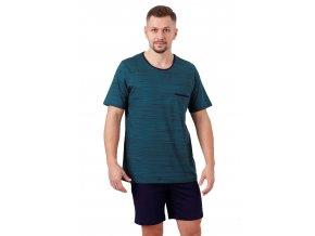 Pánské vzorované pyžamo Giuzeppe 1065 M-Max