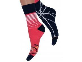 Dámské klasické ponožky 078/007 MORE