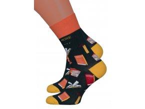 Dámské klasické ponožky 078/012 MORE