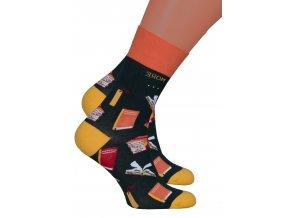 Pánské klasické ponožky 079/014 MORE