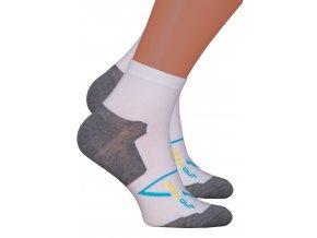 Pánské kotníkové ponožky 054/216 Steven