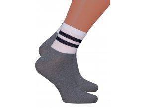 Pánské kotníkové ponožky 054/220 Steven