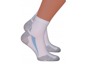 Pánské kotníkové ponožky 054/228 Steven