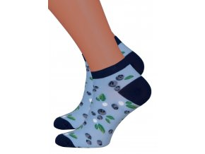 Dámské kotníkové ponožky 114/54 STEVEN