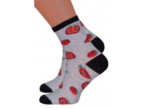 Dámské klasické ponožky Steven 159/38