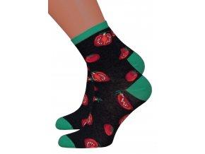 Dámské klasické ponožky Steven 159/40
